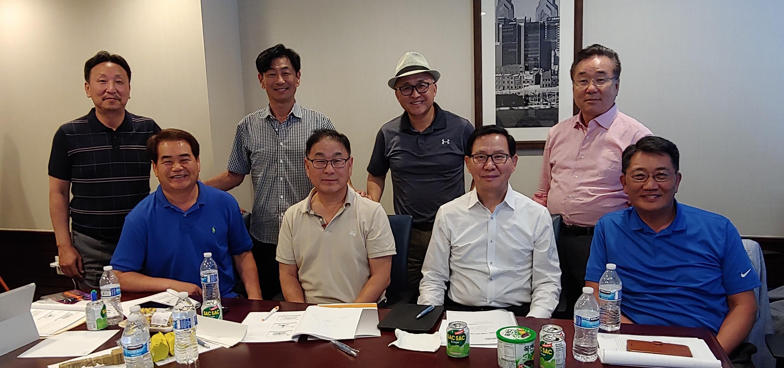 북미주 KCBMC 사역팀/장기전략 수련회/사역기획 모임
