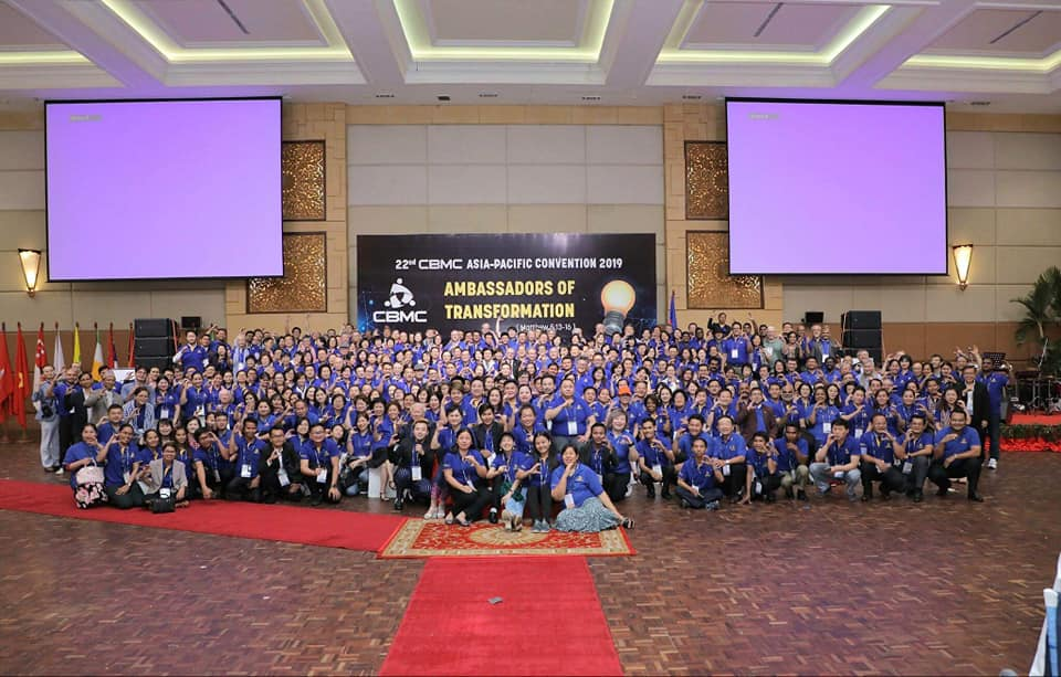 Asia-Pacific CBMC 대회 성황리에 성료