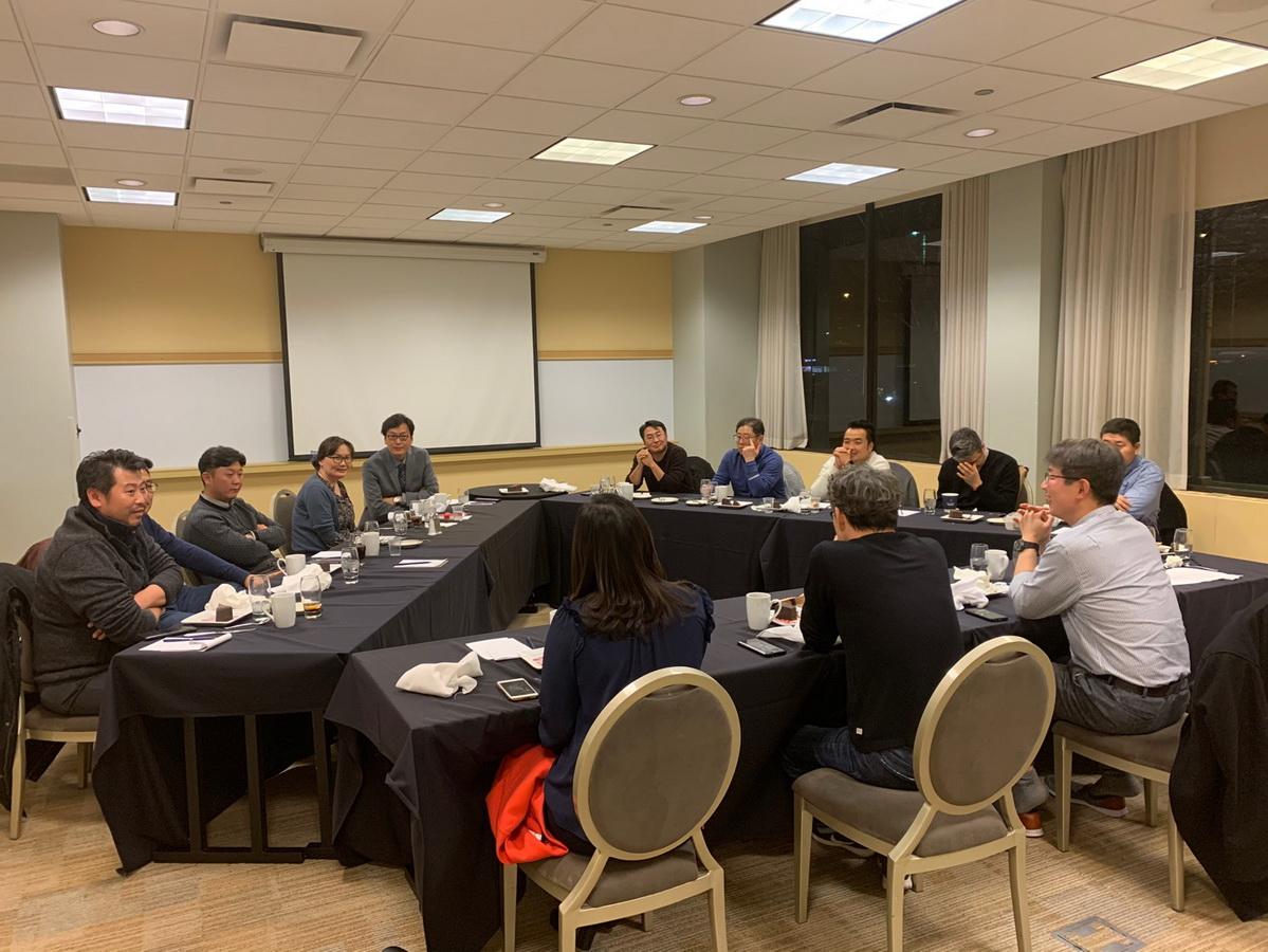 2019 시카고 북미주 YCBMC 리더쉽 워크샵을 마치며