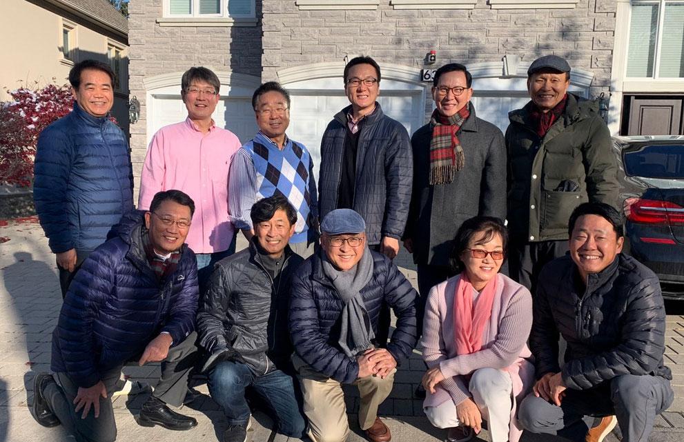 북미주 KCBMC 대학 사역팀 팀빌딩 모임