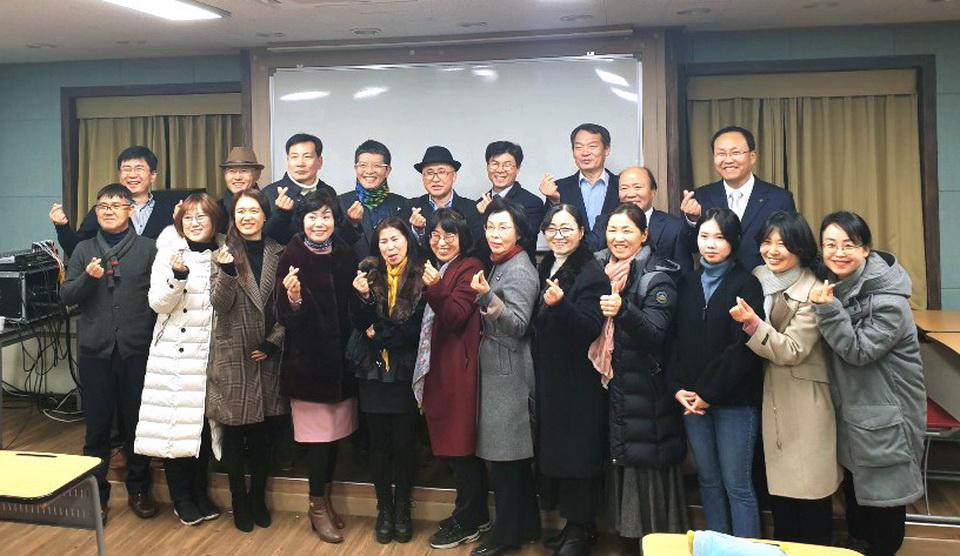 폴 현 사무총장 한국 CBMC 광양지회 초정 특강